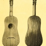 Small guitar (chitarrino) by Matteo Sellas, Venice ca. 1630