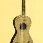 Guitar by Ferd. Gagliano, Naples 1774