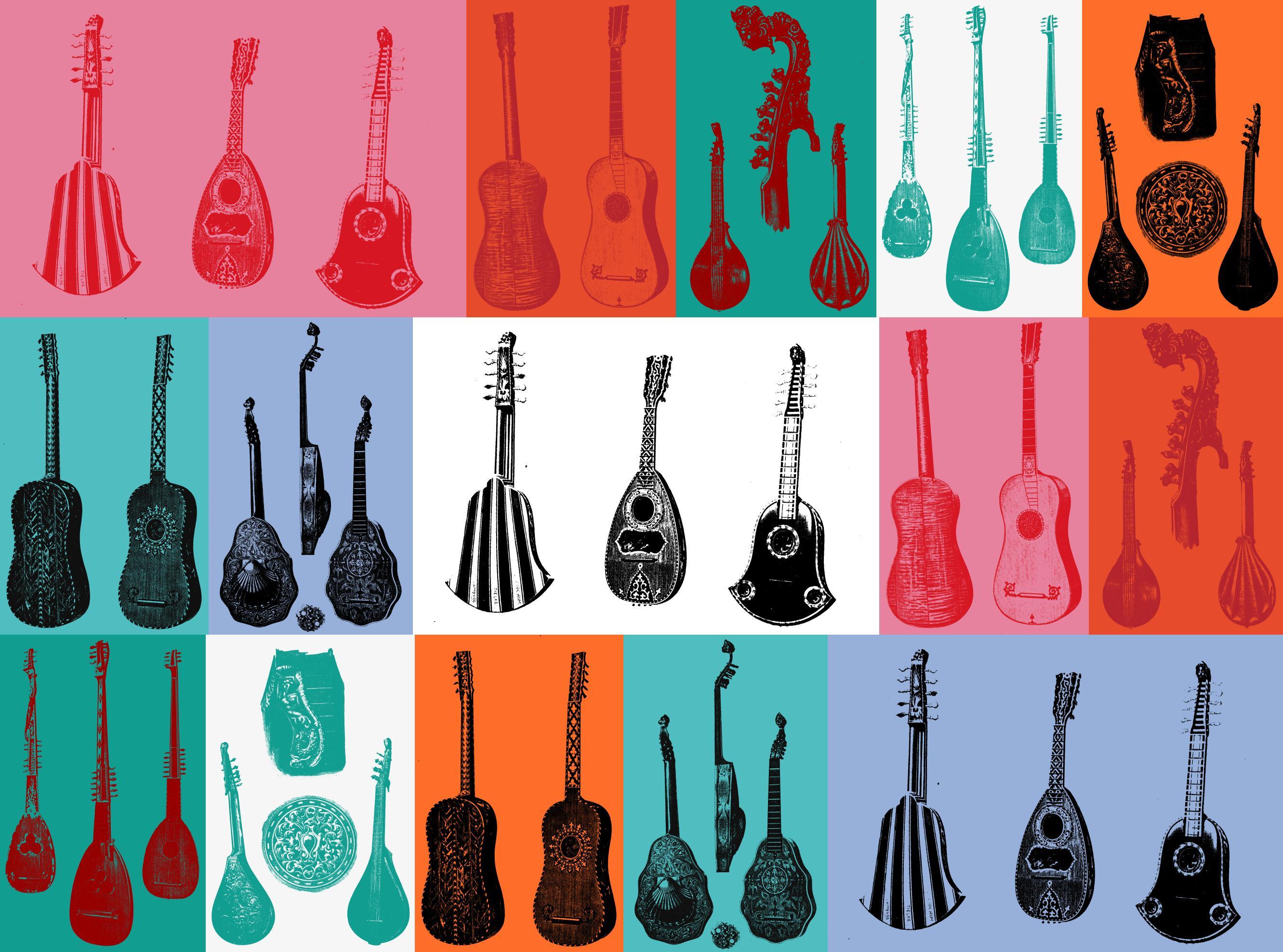 gitarre stimmen saiten