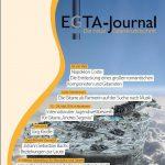 Titelseite des EGTA-Journals